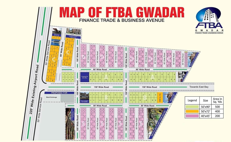 FTBA-Gwadar--Map
