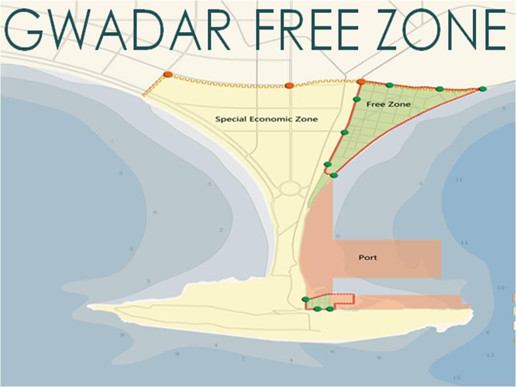 Free Trade Zone Gwadar